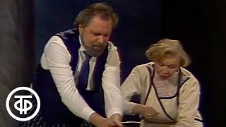 Т.Уайльдер. Наш городок. Серия 1. Севастопольский драматический театр (1989)