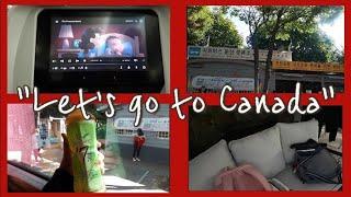 Let's go to Canada ?? (출발부터 도착…