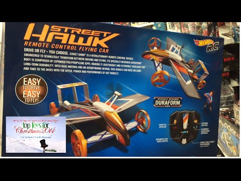 hot wheels street hawk best christmas 2014 rc flying car. Black Bedroom Furniture Sets. Home Design Ideas