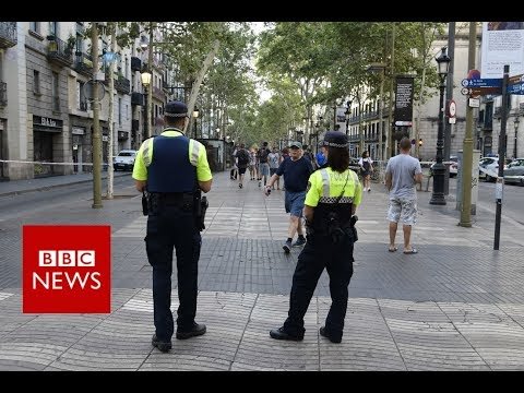 BARCELONA ATTACK: the latest on the Police Operation- BBC News
