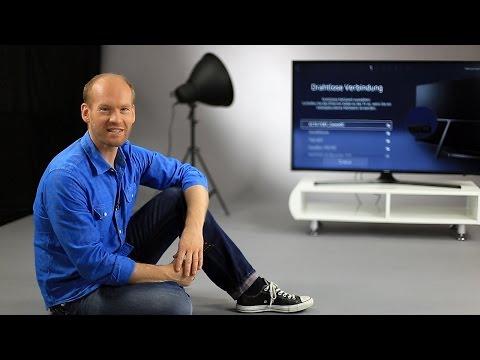 samsung-tv-k-serie---einrichtung-/-erster-start