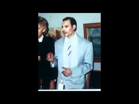 Freddie Mercury  (queen) -Last appearance