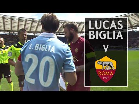 Lucas Biglia vs Roma - [30/04/17] - HD