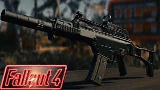 Fallout 4 Top 5 Weapon Mods of March 2018