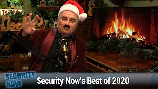 Best of 2020 - The Year's Best Stories on Security Now