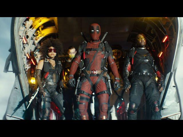 Tráiler final de Deadpool 2: más personajes y acción