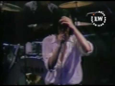 Nick Cave and the Bad Seeds - Live in São Paulo - Brasil (Projeto SP 15/04/1989)