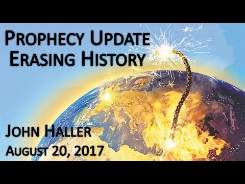 2017 08 20 John Haller's Prophecy Update