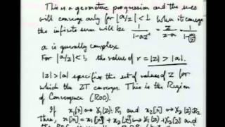 Lecture-43 Z-Transform