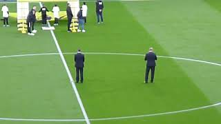 Leicester City vs Burnley 2018 - Alan Birchenall tribute pre match