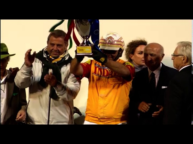 86° Campionato Europeo di Trotto Orogel