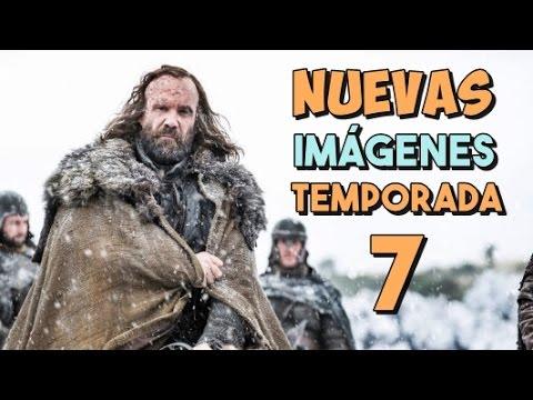 ¡¡¡NUEVAS IMÁGENES TEMPORADA 7!!!   Juego de Tronos