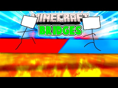 Minecraft - THE BRIDGE GAME IS BACK!  