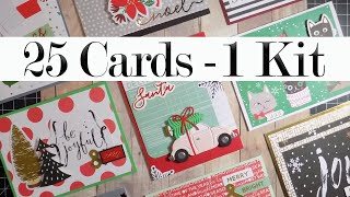 12 Days of Christmas | Spellbinders Merry Everything Limited Edition Card Kit (Part 1 of 2)
