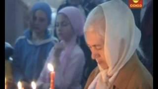 Христос Анести. Дивна Любоевич(Пасхальный видеоролик на Православном телеканале