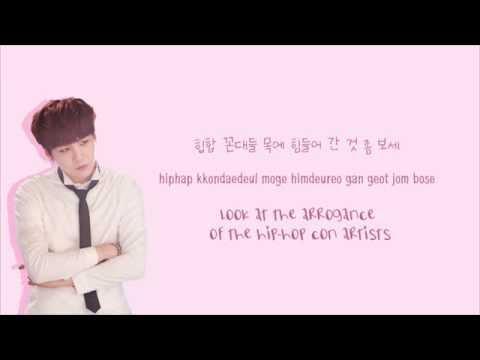 BTS (방탄소년단) – BTS Cypher Pt. 2: TRIPTYCH [Color coded Han|Rom|Eng lyrics]