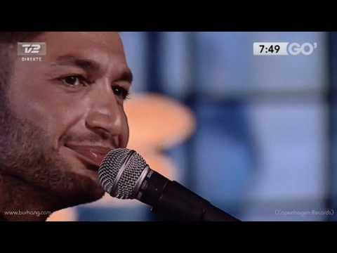 Burhan G - Jeg' I Live (Akustisk Version) - Live