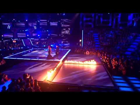 The Voice Australia: Sarah duets with Joel