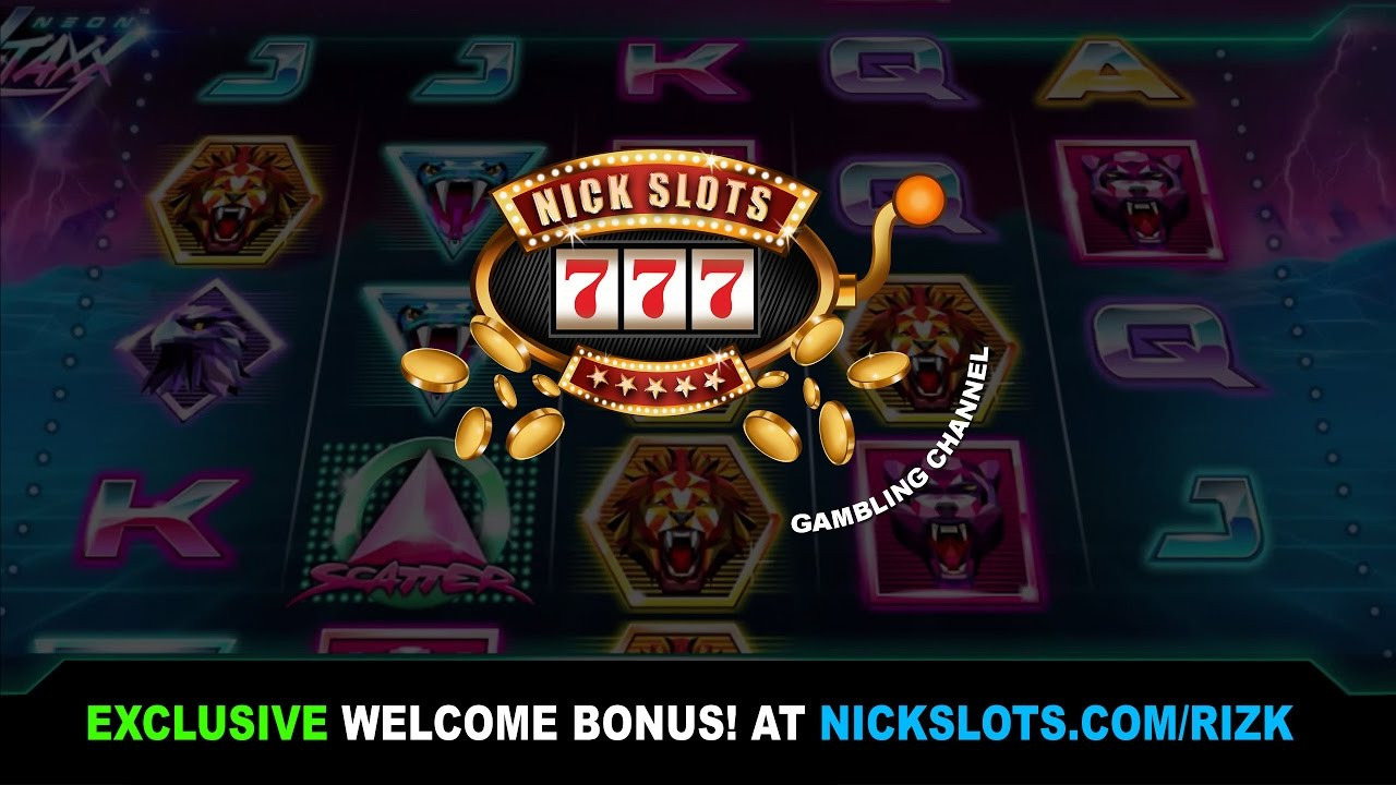Download Watch me play slots - 21/10/16