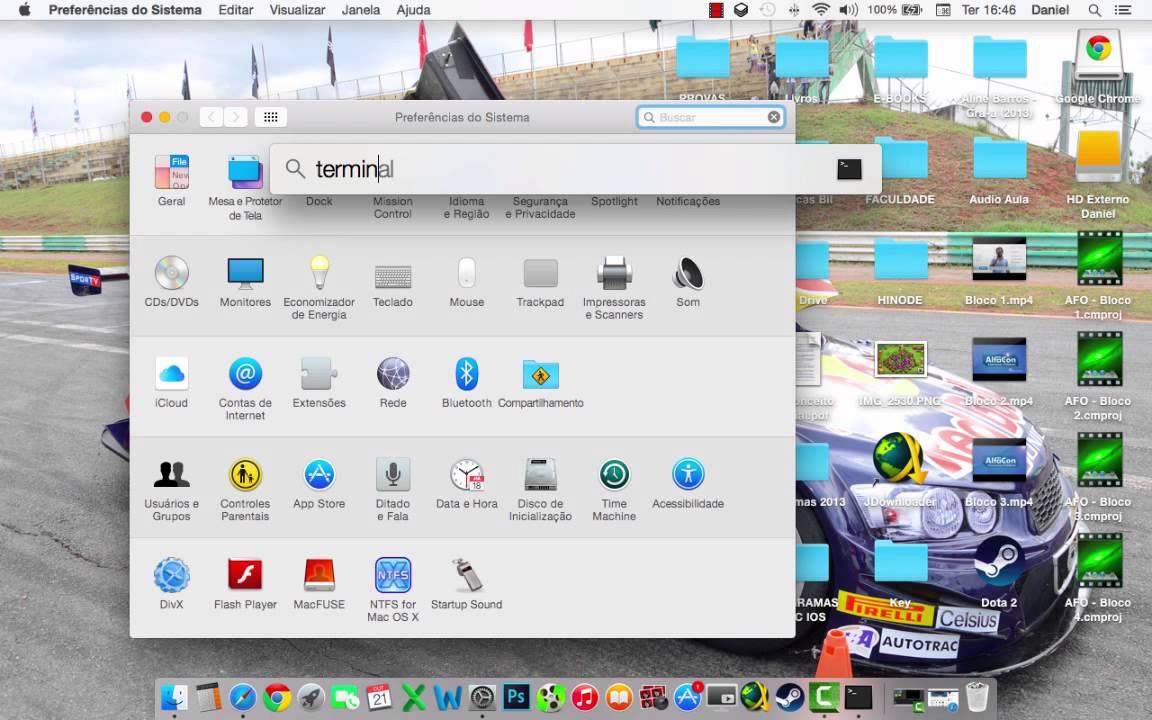 como colocar google chrome em portugues no mac