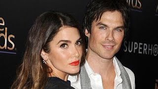 Nikki Reed Says Being Near Husband Ian Somerhalder Is 'More Important Than Almost Anything'