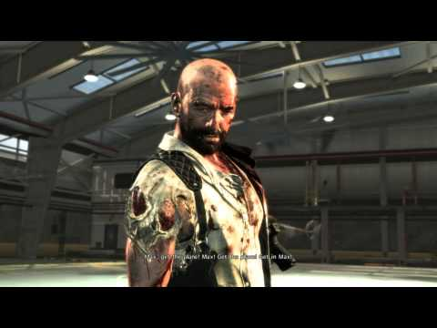 Max Payne 3 Final boss Fight & Ending