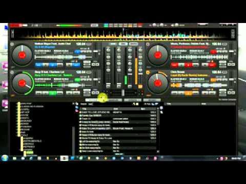 AYAS DA DJ- VIRTUALDJ LIVE ULTIMIX