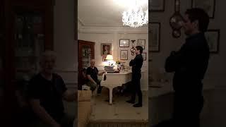 Кусочек урока с Селимом Алахяровым, победителем шоу ''Голос''