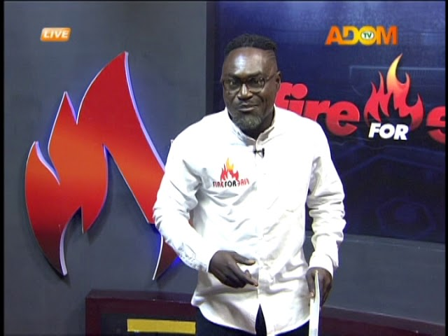 Fire 4 Fire on Adom TV (10-10-18)
