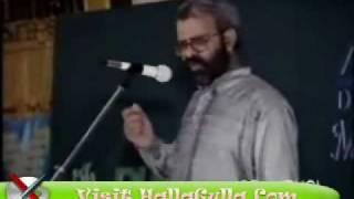Mazahiya Mushaira Khalid Masood Funny Punjabi Poetry HallaGulla Com