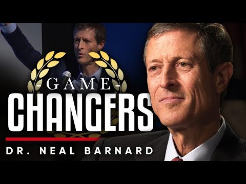 DR. NEAL BARNARD - GAMECHANGERS: How The Movie Portrays A Vegan Diet | London Real thumbnail