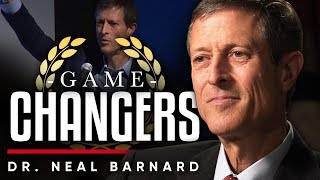 DR. NEAL BARNARD - GAMECHANGERS: How The Movie Portrays A Vegan Diet | London Real