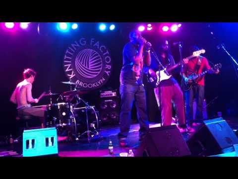 Inky Jack - Shortie w a Shotgun (live at the Knitting Factory)