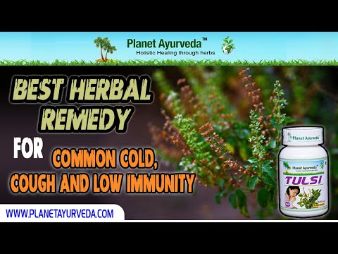 Tulsi Capsules- Health Benefits, Uses and Side effects - YouTube