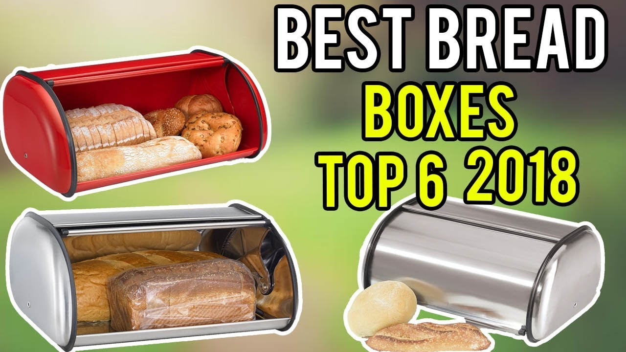 TOP 10 Best Bread Boxes in 2018 YouTube