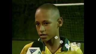Neymar 14 лет, а что вытворяет