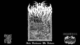 Wintaar - Into Darkness We Return (full album, 2019)