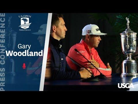 2019 U.S. Open: Gary Woodland Champions Press Conference