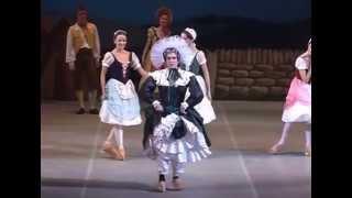 Brilliant Clog Dance - Gennady Yanin - Bolshoi La Fille Mal Gardee