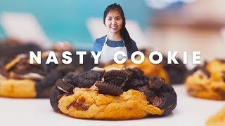 Chunky & Sinfully Delicious Cookies Baked By A Personal Trainer: Nasty Cookie