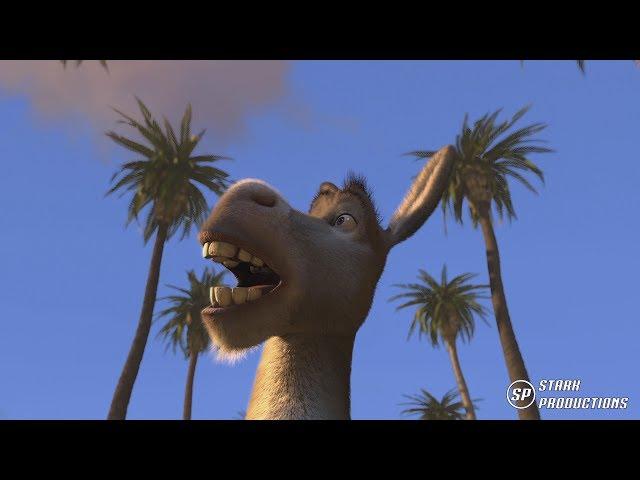 Shrek 2 Muy Muy Lejano Funky Town 4k Castellano Youtube