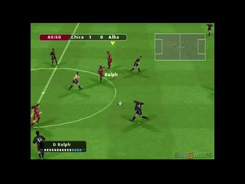 Fifa Soccer 2005 - Gameplay PSX / PS1 / PS One / HD 720P (Epsxe)