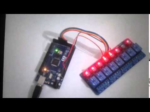 Home Automation with Android and Arduino Yn Using