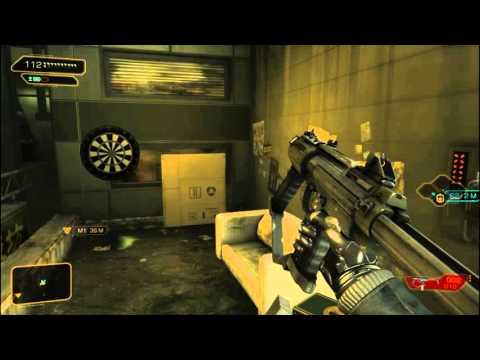 Deus Ex: Human Revolution Gameplay [HD] #45 DEUTSCH - Jaya die Maklerin!