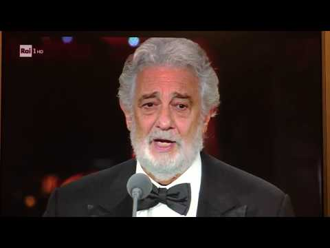 Interview - Plácido Domingo and José Carreras - Arena di Verona 06.09.2017