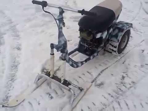 мини снегоходы б у: