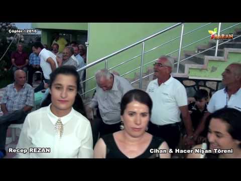 """Cihan & Hacer Nişan Töreni Recep Rezan """"gowend 1"""" Çöpler / Kulu 2016"""