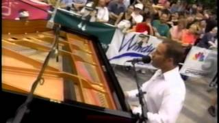 Jim Brickman Love Of My Life Live