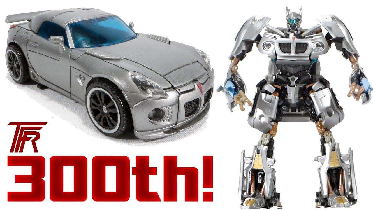 Transformers HFTD Human Alliance AUTOBOT JAZZ (2010) Toy ...