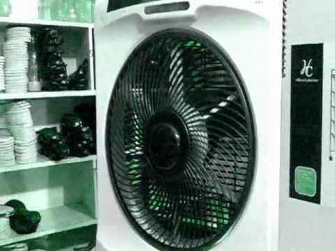 Abanico con aire acondicionado humidificador ultrasonico - Aire acondicionado humidificador ...